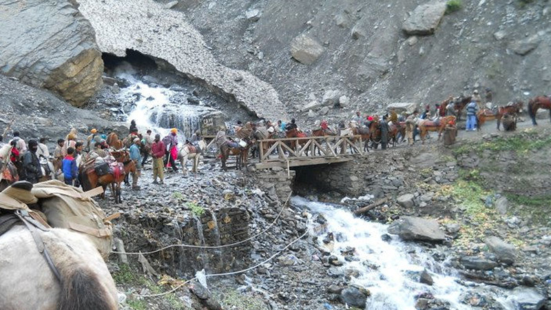 Amarnath Yatra baba barfani prasad to be delivered within 48 hours at your home how to book online