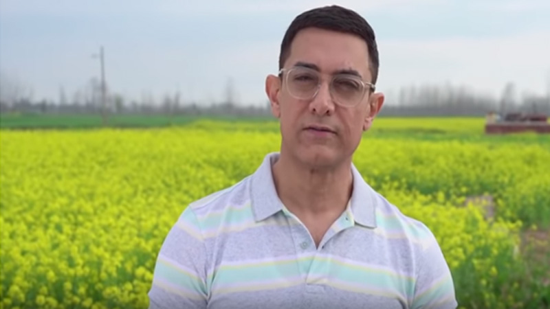 Aamir Khan appeals to Chinese citizens over corona virus, saying - take care of you