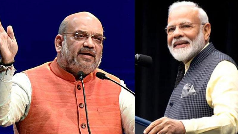 Howdy Modi testimony of New Indias power under PM Modis leadership said Amit Shah