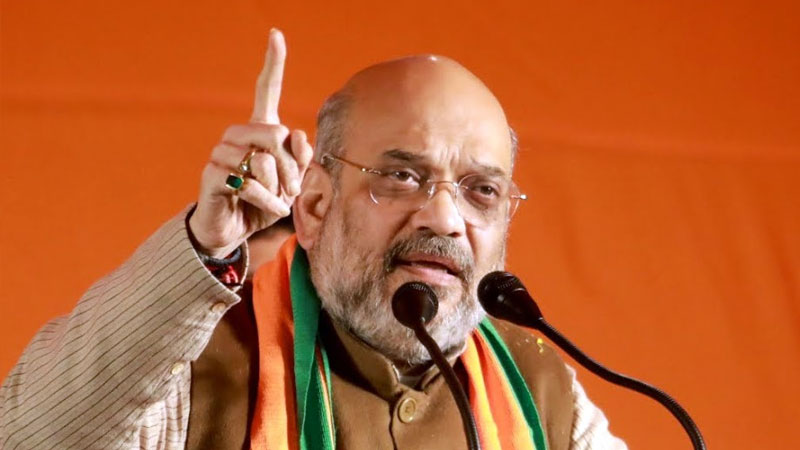 Amit Shah condemns arnab goswami arrest attack on free press will be opposed