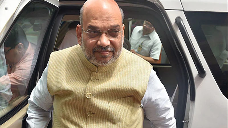 Amit Shah two days two time Gujarat visit