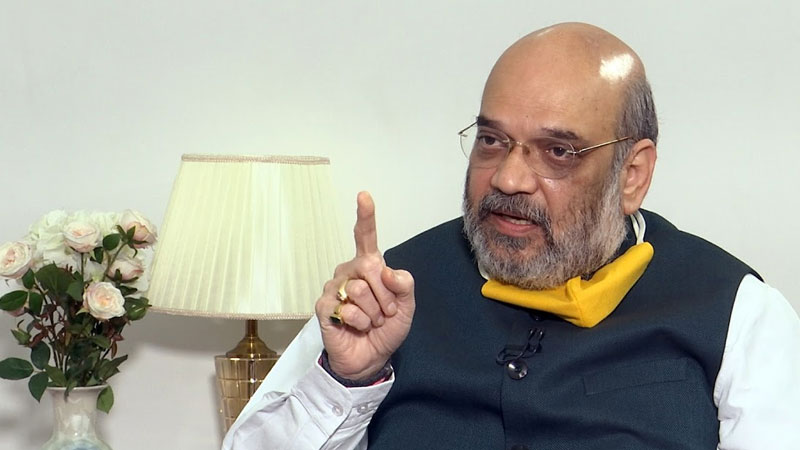 amit shah orders quick action against kisan and leaders who instigated or been involoved in violence during tractor parade