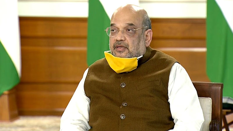 home minister amit shah recovered from coronavirus infection discharged from delhi aiims