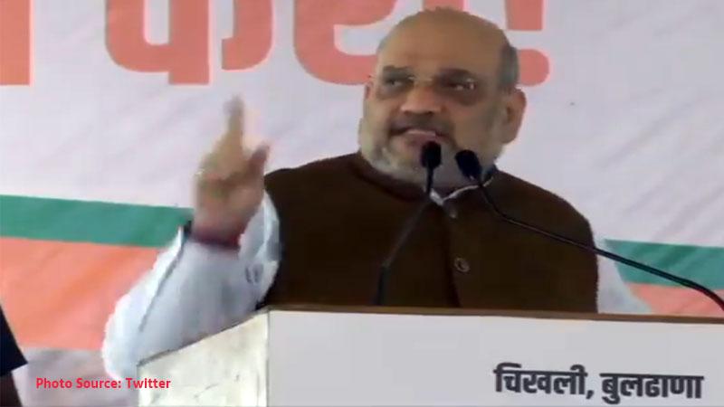 PM Narendra Modi told Donald Trump not to interfere in Kashmir Amit Shah