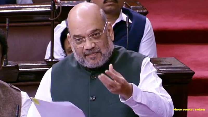 Amit Shah says will restore internet at appropriate time in Jammu and Kashmir