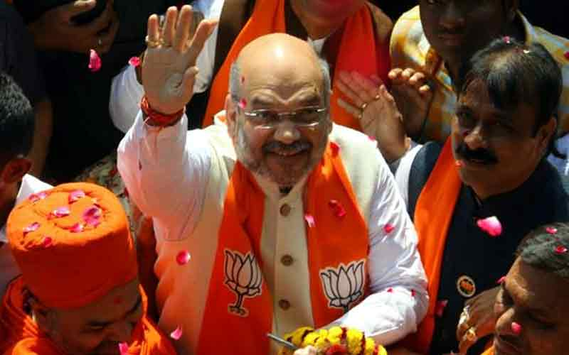 Union Home Minister Amit Shah visit gujarat