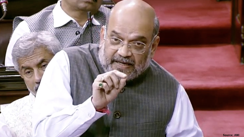 parliament budget session second phase day7 modi government delhi riots caa npr
