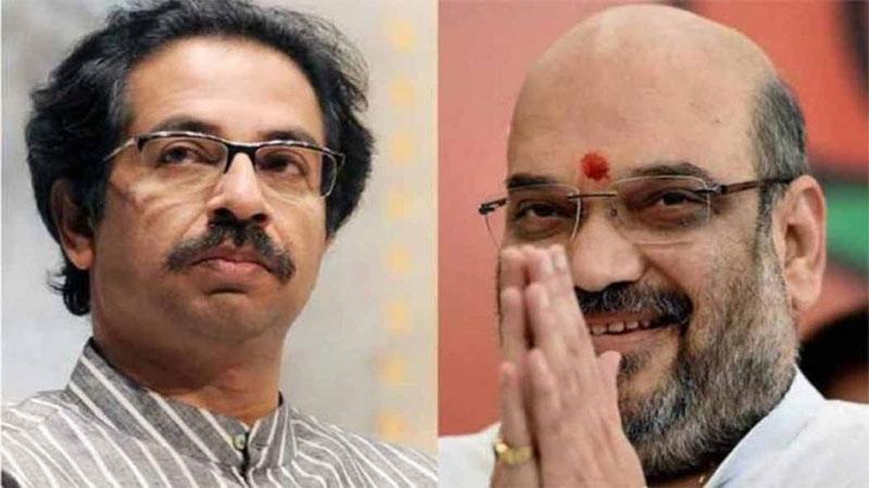 Ahead Of Maharashtra Polls, Rift Between Shiv Sena, BJP Over Seat-Sharing