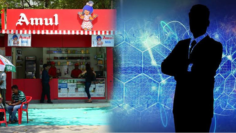 Buying Amul store offers 5 to 10 lakh worth of sales monthly business opportunity