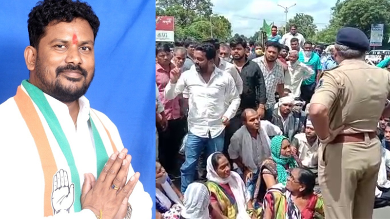 Detention of MLA Anant Patel in custodial death case