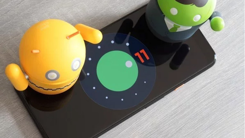 google android 11 top interesting features bubble conversations screen recording revealed in developers preview