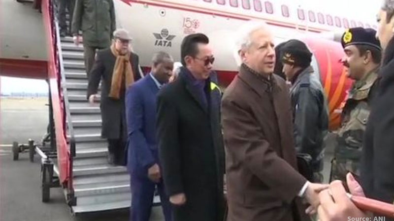 envoys from 16 countries including us to visit jammu and kashmir today eu will visit later