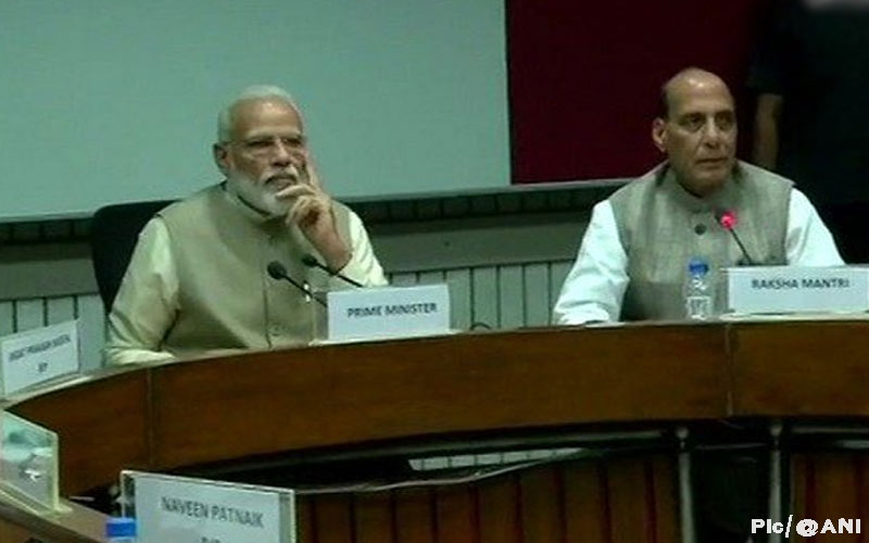 One nation, one poll PM Modi' all-party meeting concludes congress skip