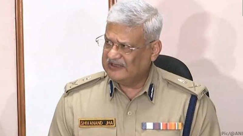 DGP Shivanand Jha important decision PI PSI