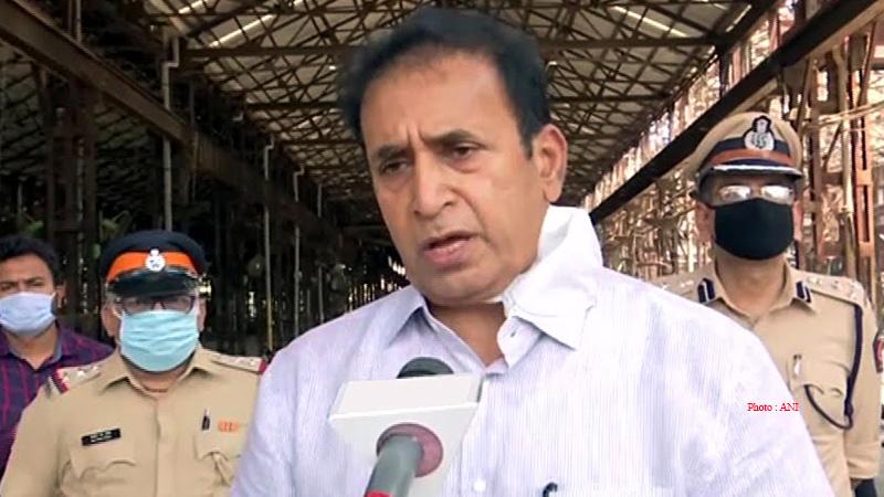 breaking news ed raids former maharashtra home minister anil deshmukhs house