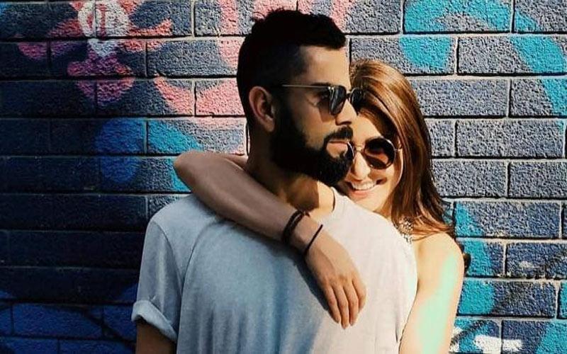 virat kohli anushka sharma posts joyful photos in england
