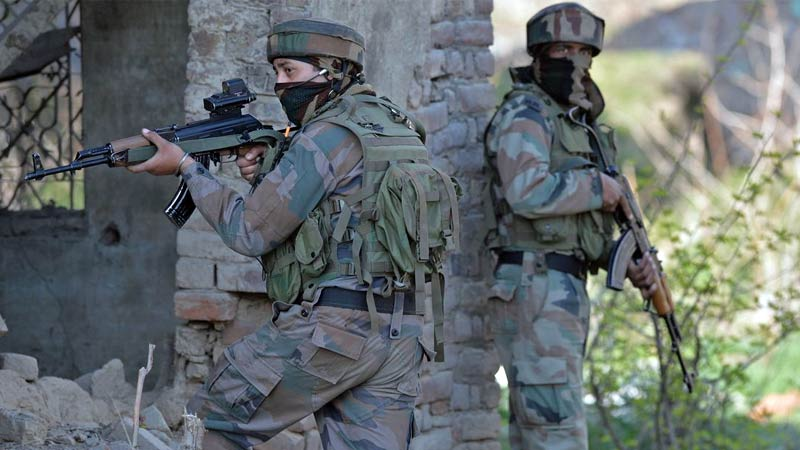 Top LeT terrorist killed by security forces in J&K Sopore