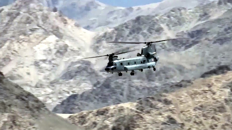 india china face off forward airbase exclusive report sukhoi apache helicopter