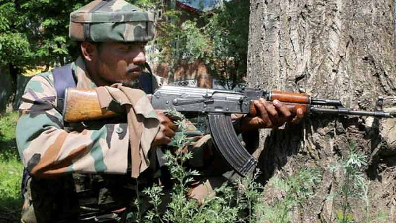 jammua and kashmir 2 terrorists killed in Pulwama encounter