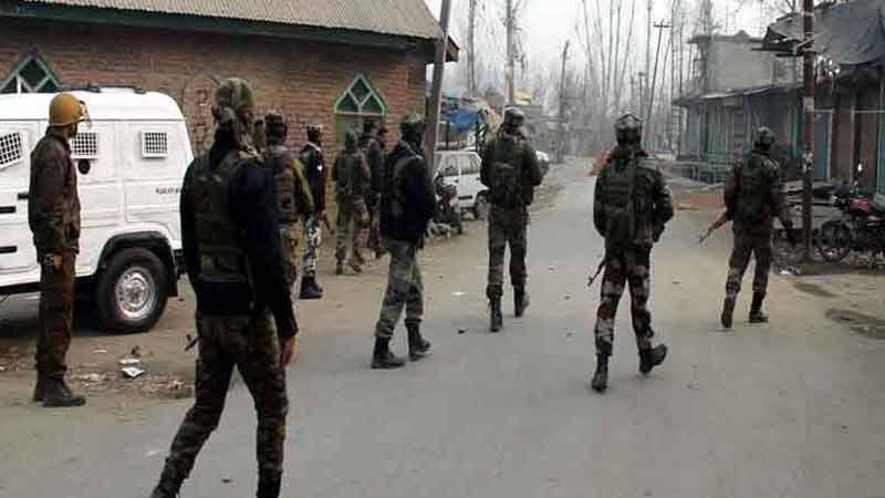 encounter  in Jammu and Kashmir Baramulla