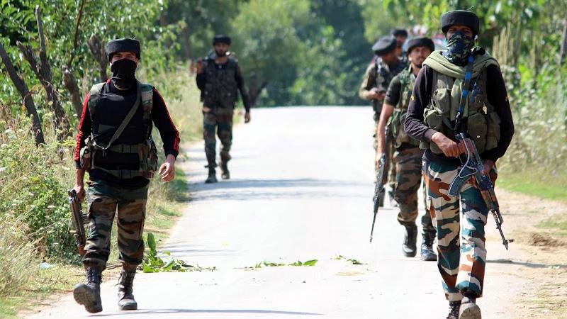 terrorist Attack In Nowgam Srinagar 2 Policemen Martyred One Injured