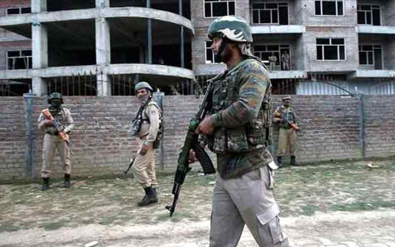 Jammu and kashmir Two militants killed in Shopian encounter