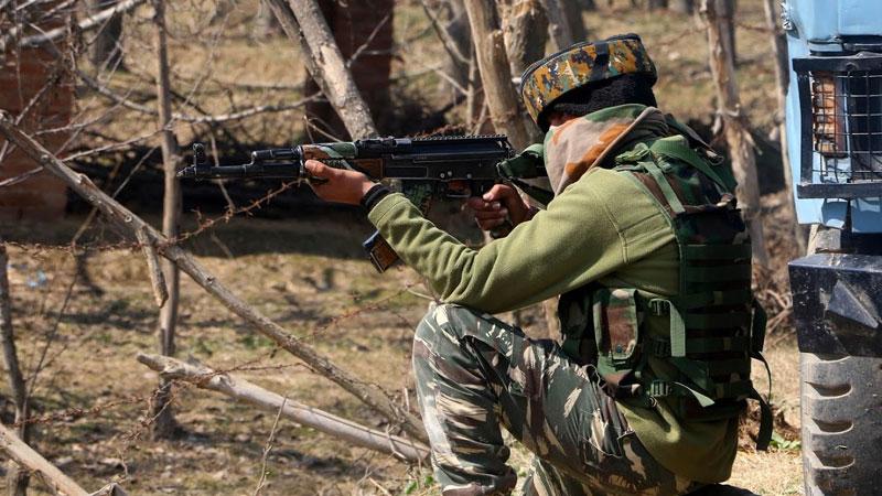 Terror china steel bullets security force alert jammu kashmir