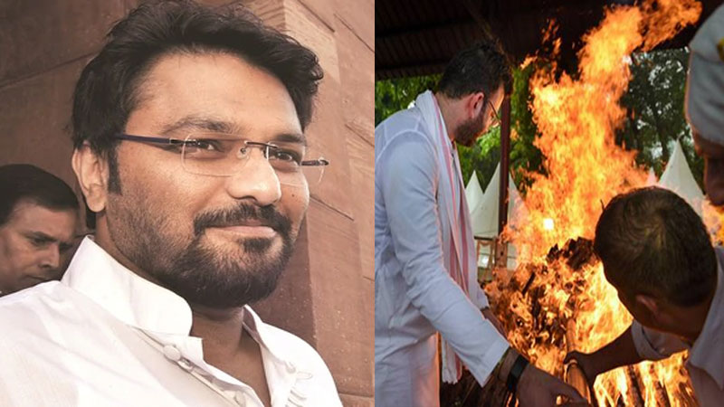 Phones of 11, including Babul Supriyo, stolen during Arun Jaitley's cremation: Patanjali spokesperson