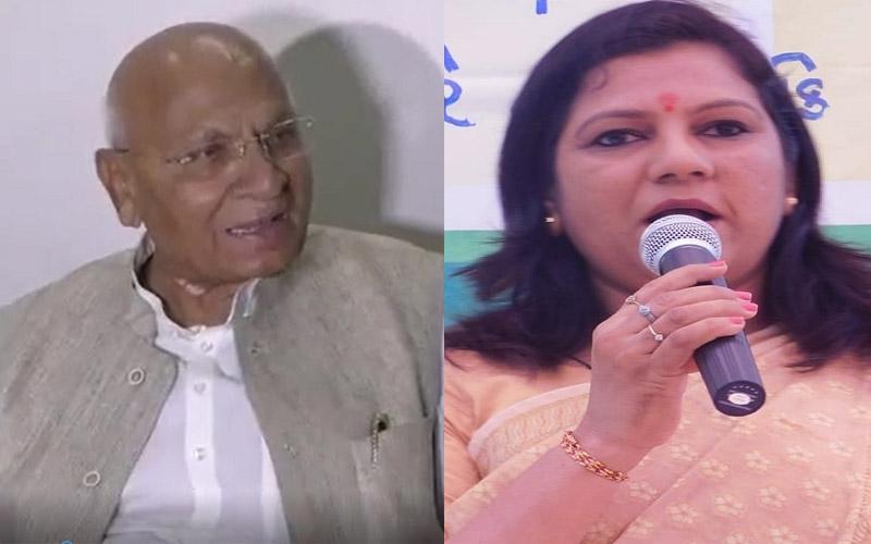 Unjha APMC election Asha Patel narayan patel