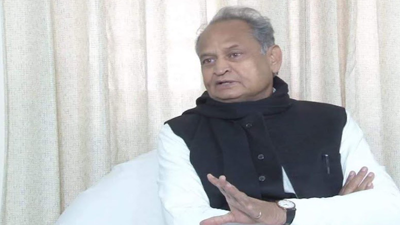 ed summoned ashok gehlot s brother to join the probe tomorrow in alleged money laundering scam