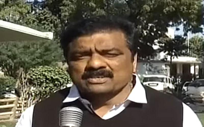 mla Ashwin Kotwal controversial comment