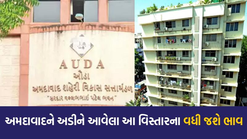 Ahmedabad Community use plots reserved