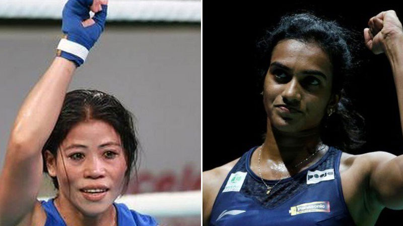 Sports ministry sends 9 names for Padma Shree Awards all women