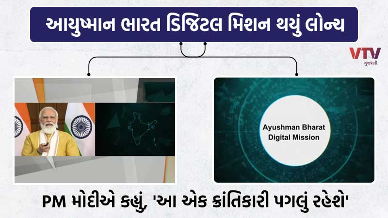 prime minister narendra modi will launch the national digital health mission today