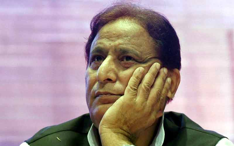 EC puts 48-hour prohibition on Azam Khan from campaigning activities
