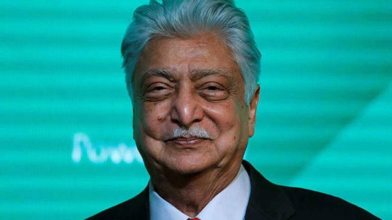 Premji Sells Rupees 7,300 Crore Shares In Wipro Buyback