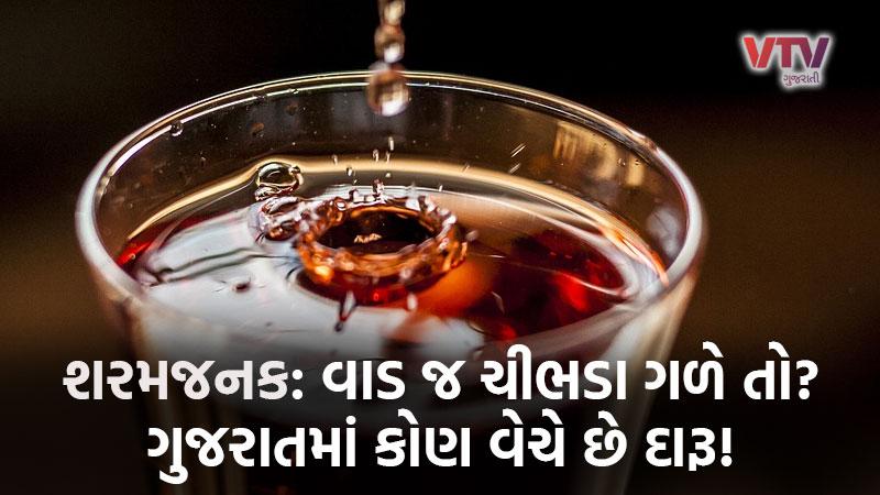 Gujarat Police or bootlegger alcohol prohibition in Gujarat
