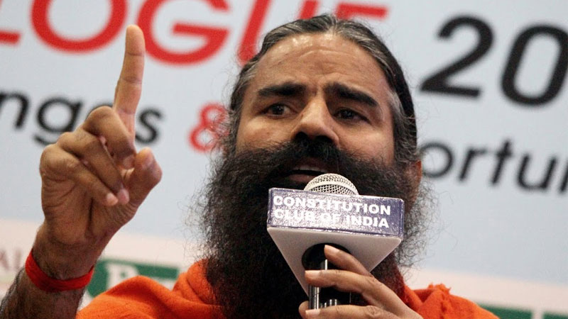 yoga guru baba ramde mocked doctors by making controversial comments