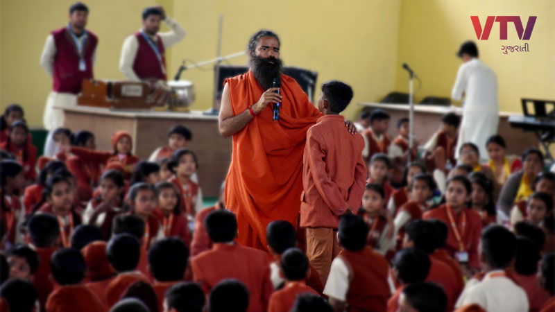 Raid temples vedic schools in the country I guarantee you will not find weapons or drugs inside it claims baba ramdev