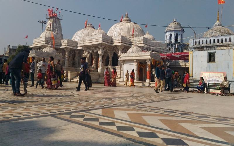 'પાડાના વાંકે પખાલીને ડામ' ૧૫ કરોડ ખર્ચયા પછી પણ બહુચરાજી મંદિરની ઉંચાઇનો વિવાદ