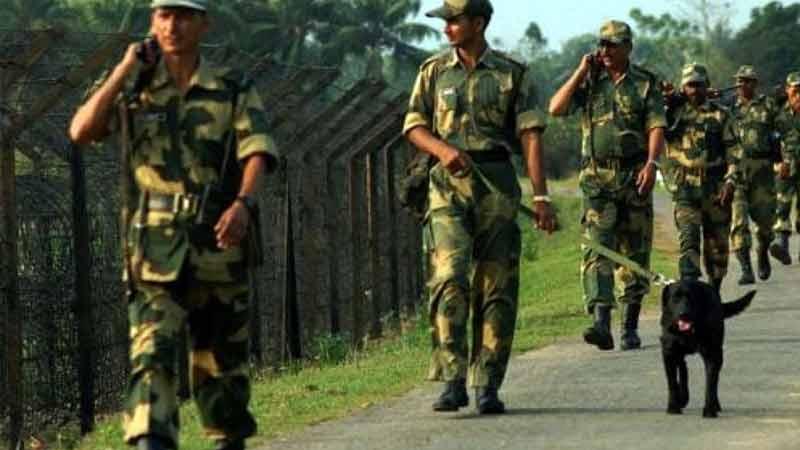 Bangladeshi Border Personnel Intrude into Meghalaya Village