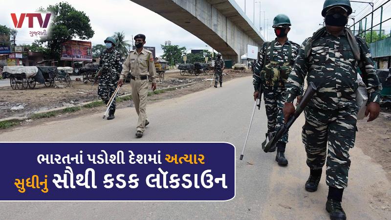 bangladesh enters most severe covid lockdown