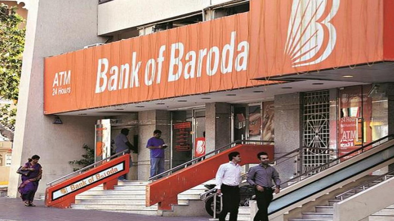 case reached the police station after the account holder picked up the CPU from the Bank of Baroda branch ahmedabad