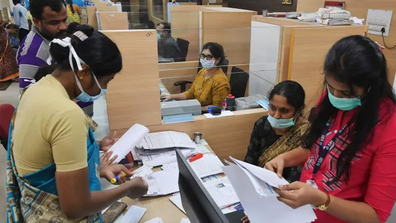 government bank employee to get rs 20 lakh insurance cover in coronavirus crisis