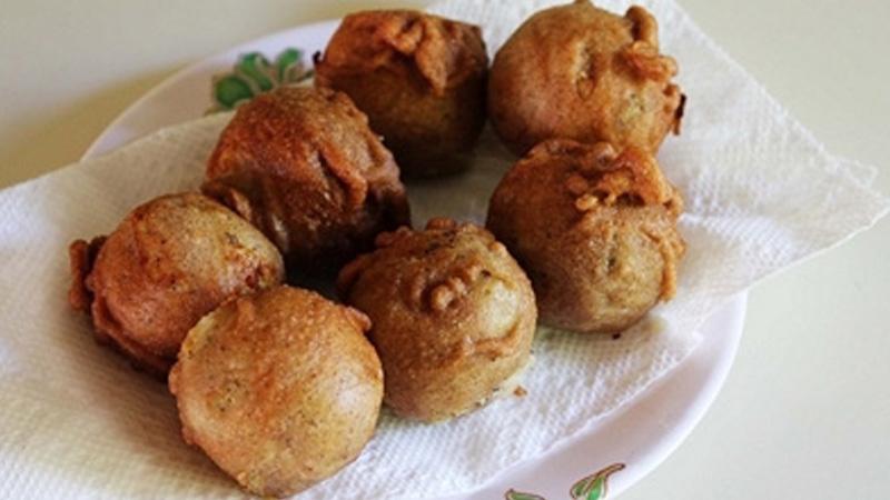 Make tasty and Healthy Farali Bataka vada For Navratri fast at home