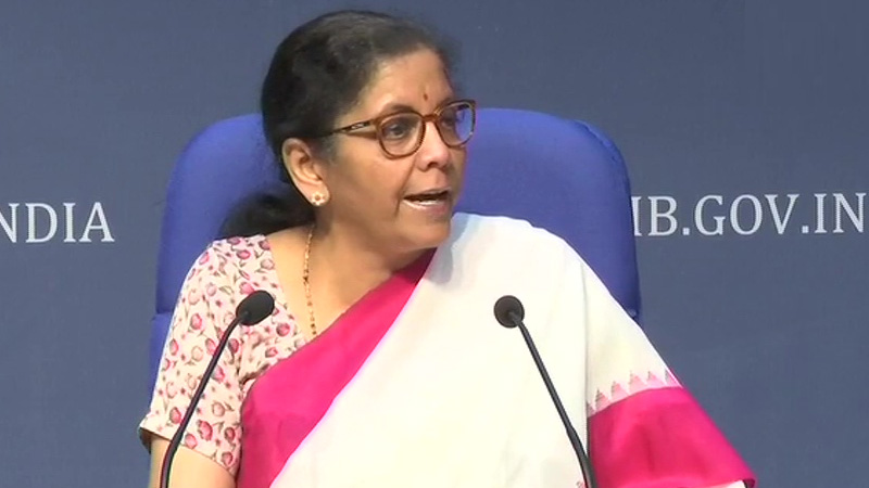 finance minister nirmala sitharaman press conference 15 may 20