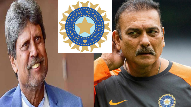 Bcci short listed 6 Names for the New coach of team India
