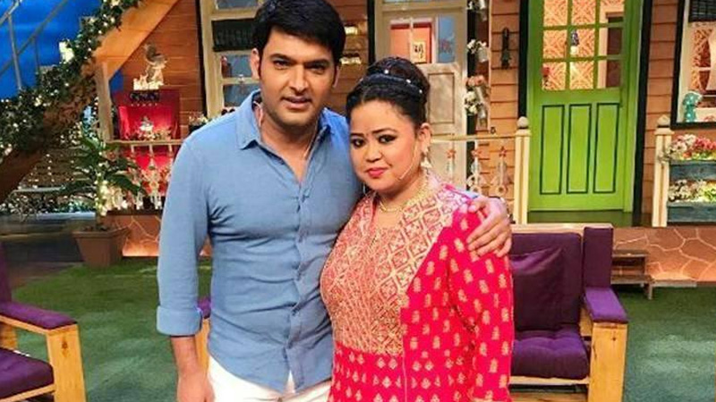 Bharti Singh will no longer be a part of The Kapil Sharma Show after drug case