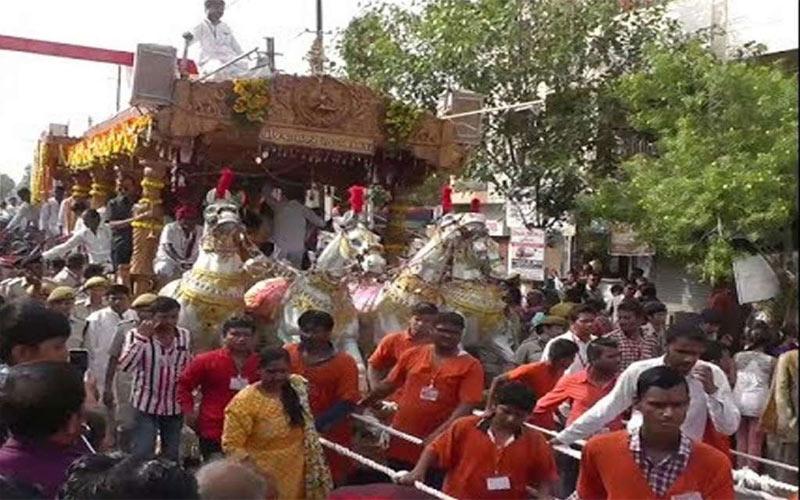 Bhavnagar Rath Yatra Preparation