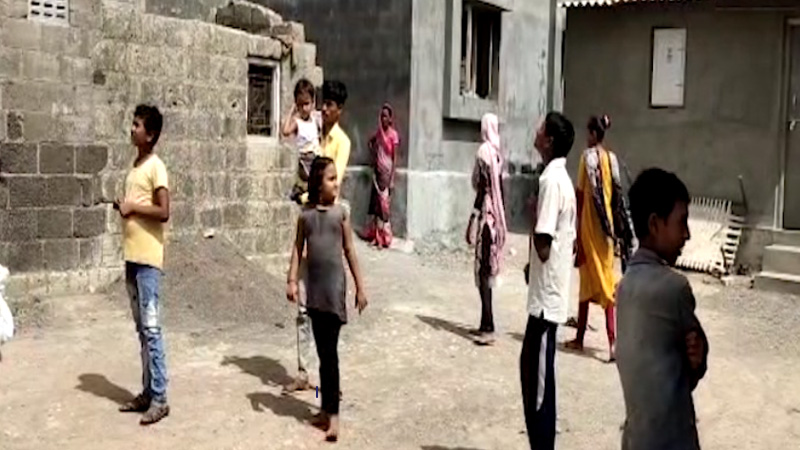 In this district of Gujarat, people rushed out of their houses in fear of hearing mysterious explosions